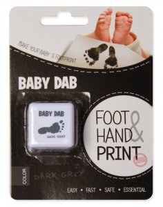 Baby Dab Fingerprints color