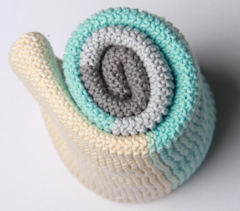 Handmade deka