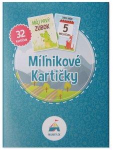 Milniky Baby Milestones Cards