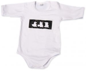 Slovak Baby Box Short sleeve bodysuit