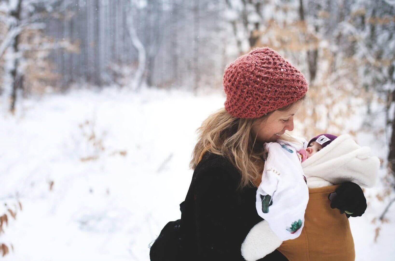 Akú zimnú výbavu na dovolenku s dieťatkom