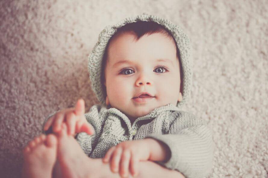 Starostlivosť o bábätko v zimných mesiacoch