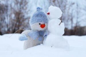 Oblečenie v zime