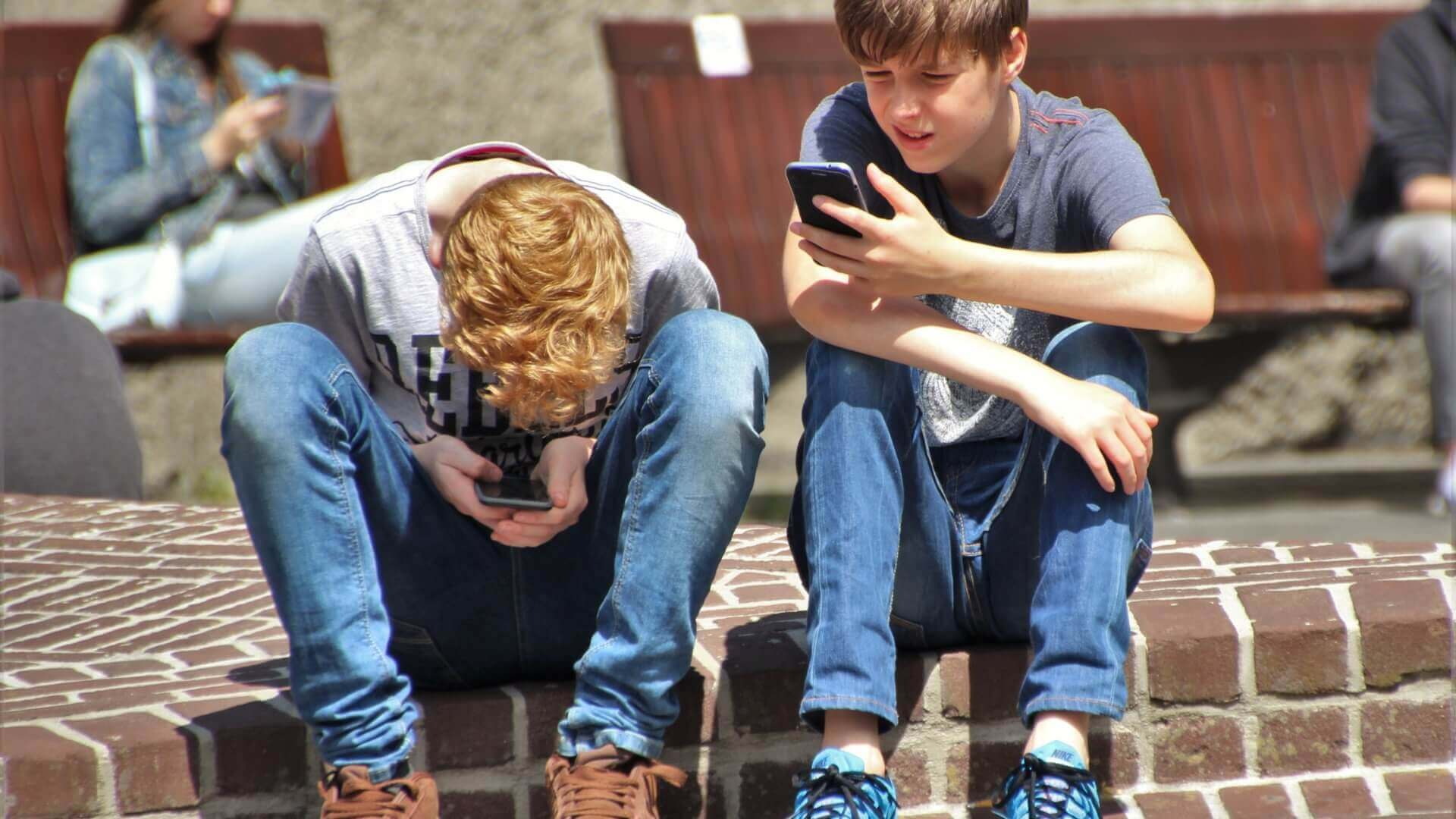 smartfóny u detí