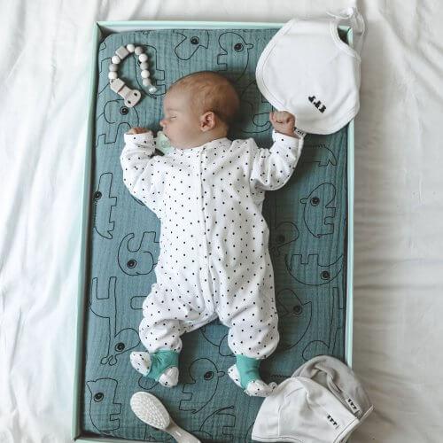 Výbavička pre bábätko - Slovak Baby Box