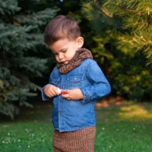Jesenné obliekanie detí